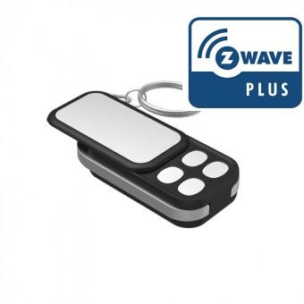 Mando de llavero con 4 botones Z-Wave Plus (GEN5) Aeon Labs