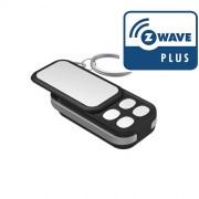 Comando Porta-chaves com 4 botões Z-Wave Plus (GEN5) Aeon Labs