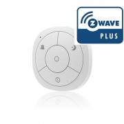 4 Buttons rechargeable  Remote Z-Wave Plus - Hank