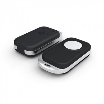 Mando de llavero con 1 botón Aeon Labs