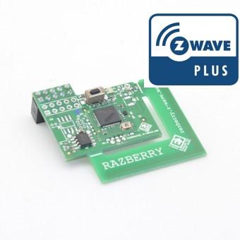 RaZberry 2  adaptador GPIO para RaspberryPi Z-Wave Plus