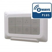 Scenes controller Z-Wave Plus Remotec