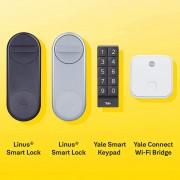Cerradura  conectada Bluetooth  Linus Smart - Yale
