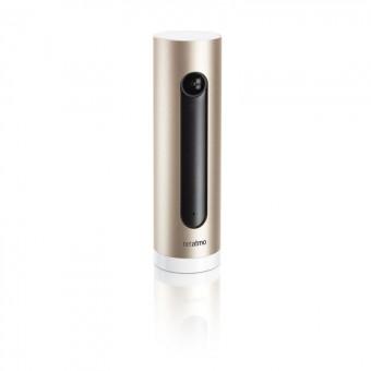 Camara con reconocimiento facial WELCOME de NETATMO