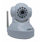 Indoor motorized Pan& TIled  IP Camera