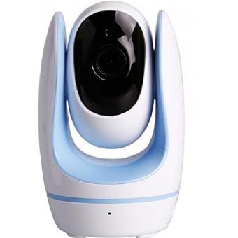 Fosbaby camara nocturna canta nanas 720p H.264 wi-fi micro-sd