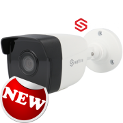 Bullet ip camera with 2 megapixels and fixed optics - Safire