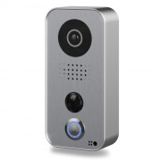 Video Portero Conectado D101S - Doorbird (Strato-Silver Edition)