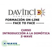 Curso On-line de Introducción a la tecnología Z-Wave - Face to Face via Video Conferencia
