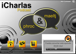 Podcast de iCharlas